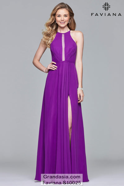 Faviana S10025 Prom Dress