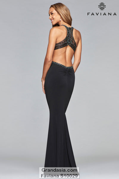 Faviana S10029 Prom Dress