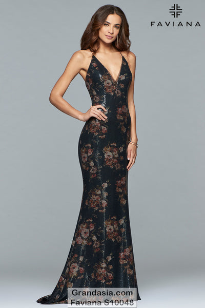 Faviana S10048 Prom Dress