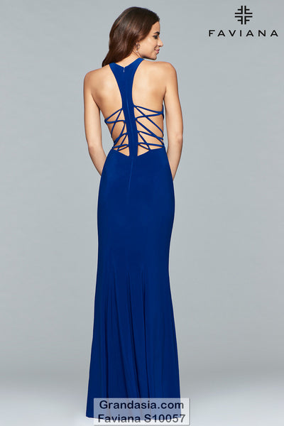 Faviana S10057 Prom Dress