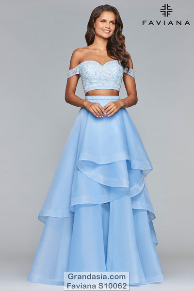 Faviana S10062 Prom Dress