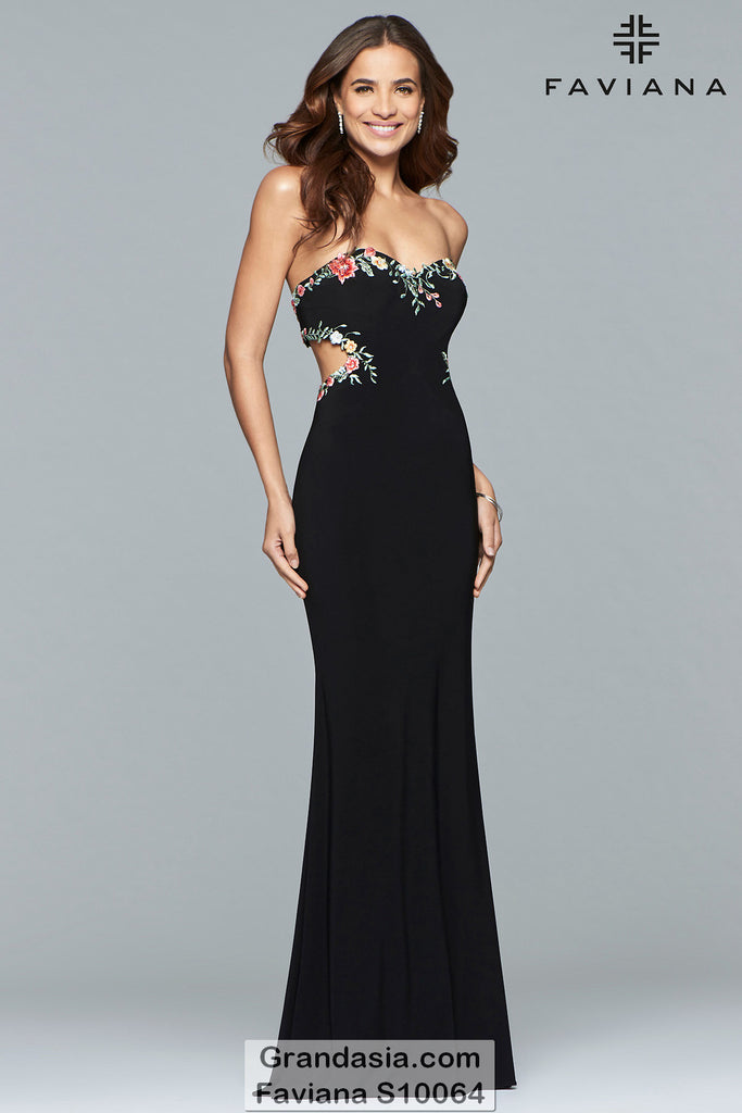 Faviana S10064 Prom Dress