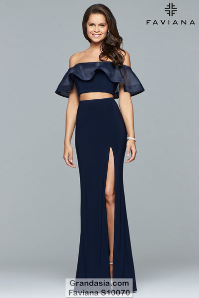 Faviana S10070 Prom Dress