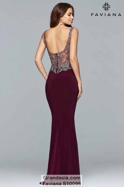 Faviana S10096 Prom Dress