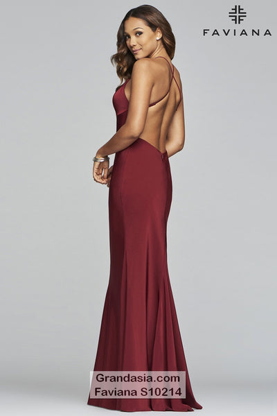 Faviana Glamour S10214 Prom Dress