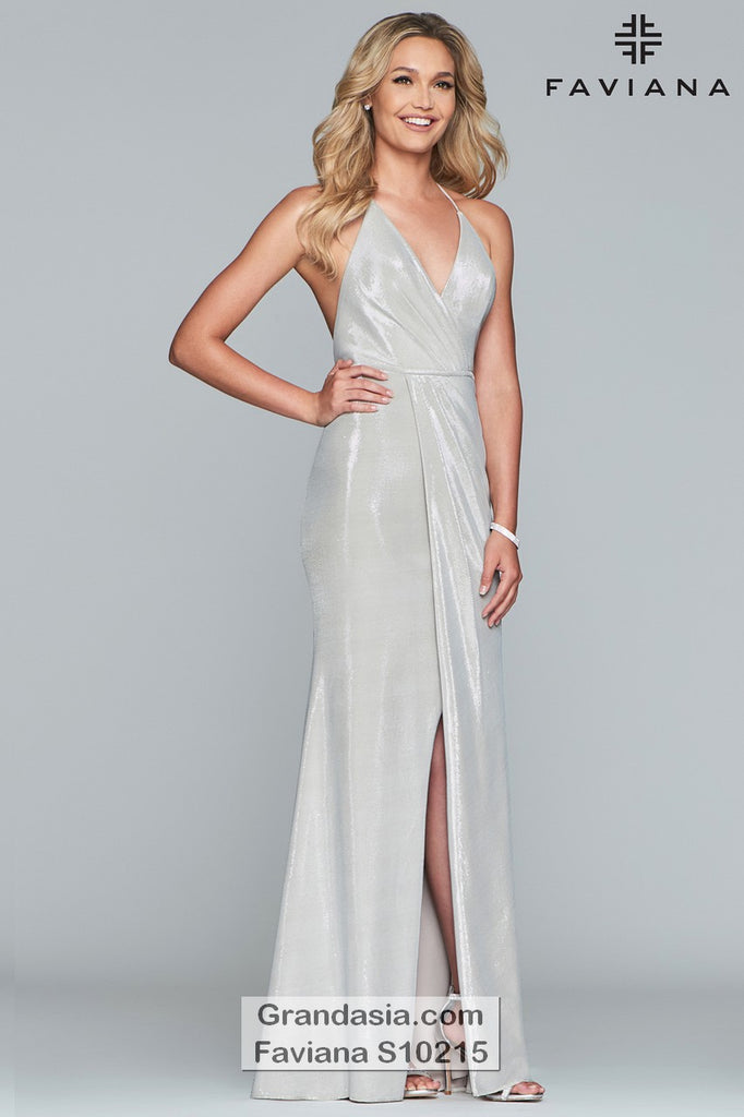 Faviana Glamour S10215 Prom Dress