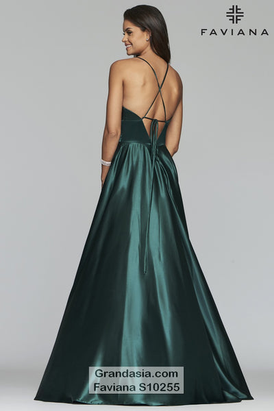 Faviana Glamour S10255 Prom Dress