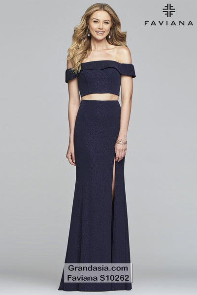 Faviana Glamour S10262 Prom Dress