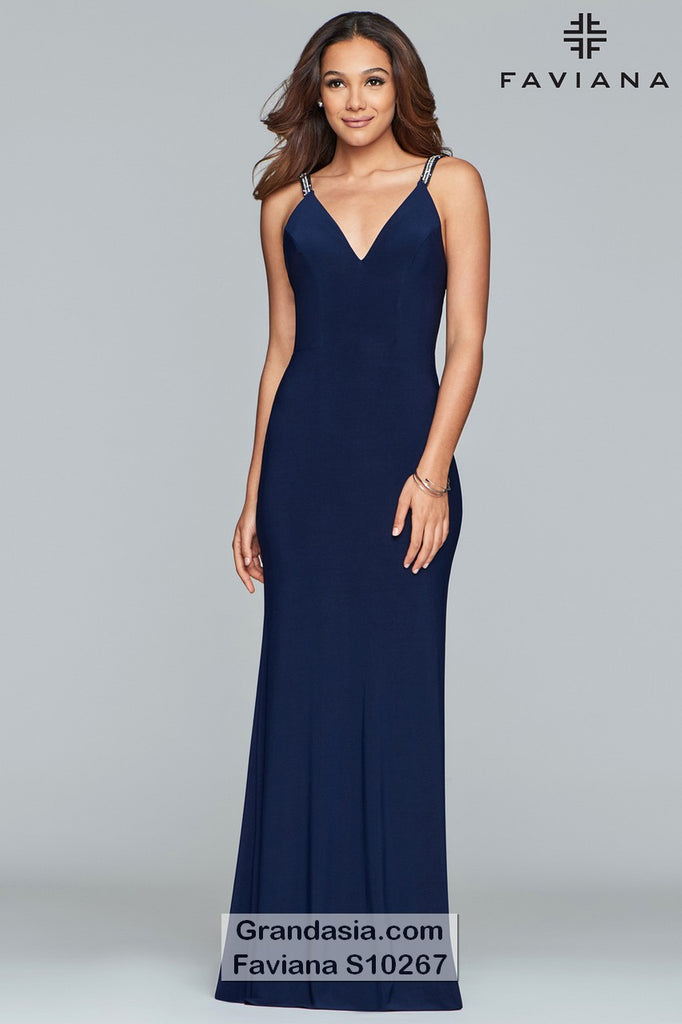 Faviana Glamour S10267 Prom Dress