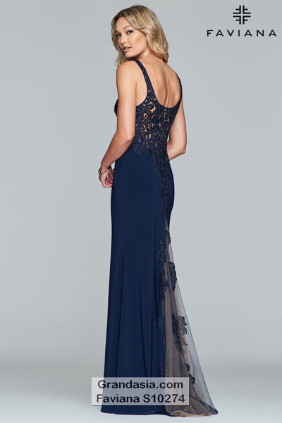 Faviana Glamour S10274 Prom Dress
