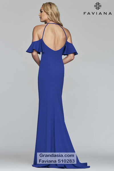 Faviana Glamour S10283 Prom Dress