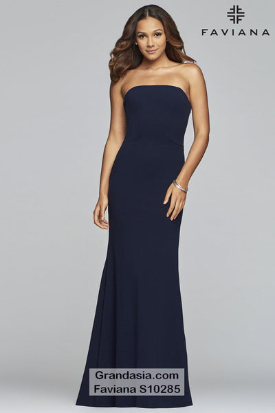 Faviana Glamour S10285 Prom Dress