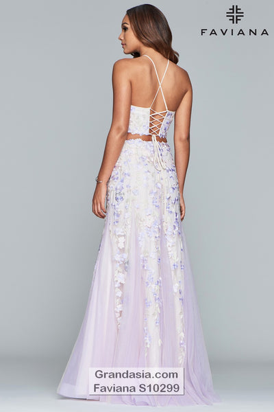 Faviana Glamour S10299 Prom Dress