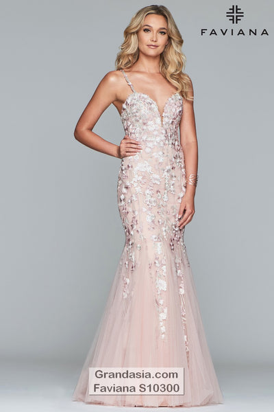 Faviana Glamour S10300 Prom Dress