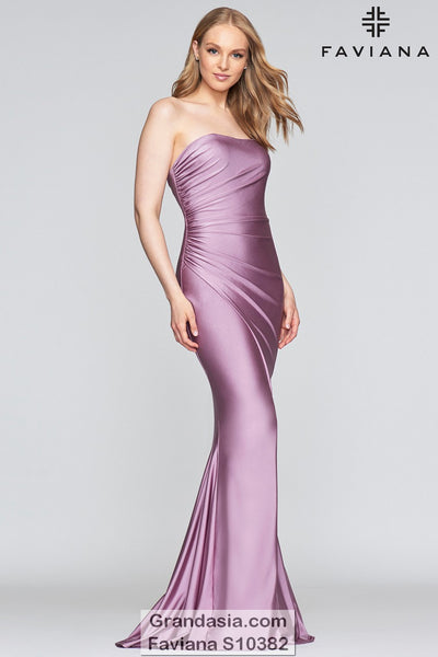 Faviana Glamour S10382 Prom Dress