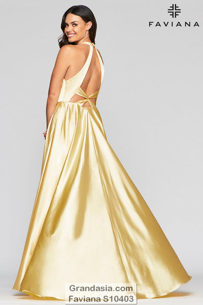 Faviana Glamour S10403 Prom Dress