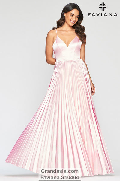 Faviana Glamour S10404 Prom Dress