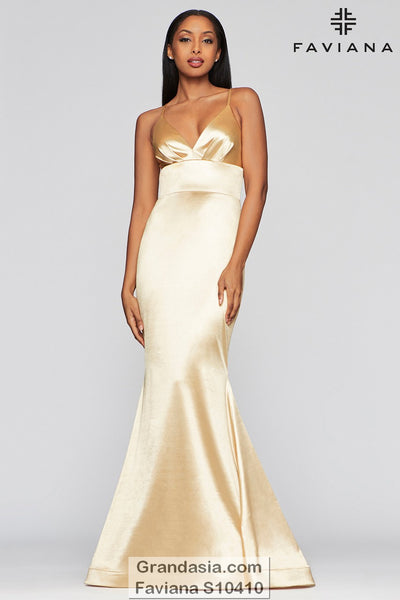Faviana Glamour S10410 Prom Dress