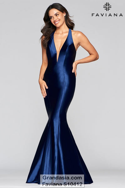 Faviana Glamour S10412 Prom Dress