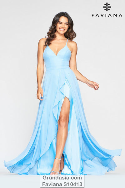 Faviana Glamour S10413 Prom Dress