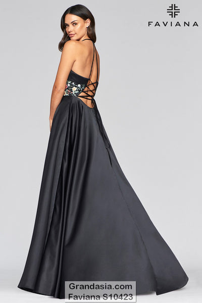Faviana Glamour S10423 Prom Dress