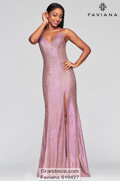 Faviana Glamour S10427 Prom Dress