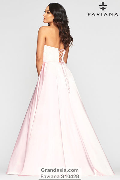 Faviana Glamour S10428 Prom Dress