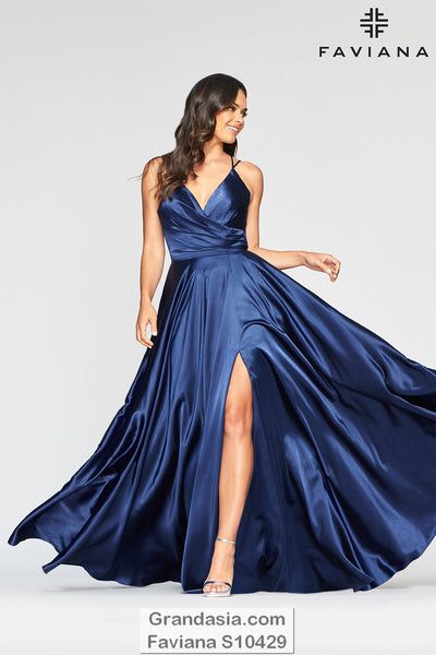 Faviana Glamour S10429 Prom Dress