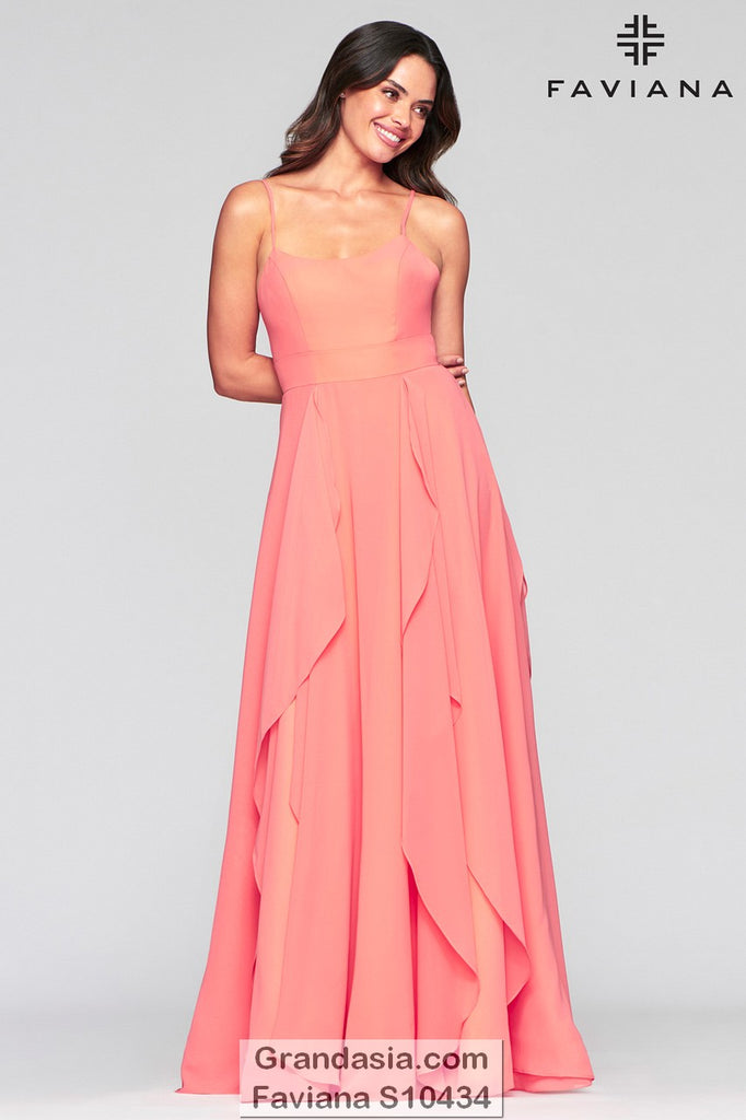 Faviana Glamour S10434 Prom Dress