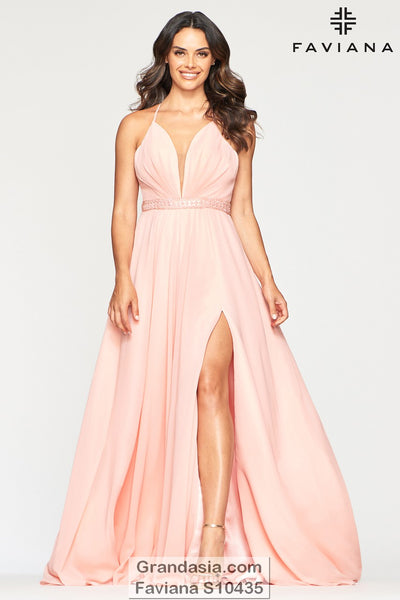 Faviana Glamour S10435 Prom Dress