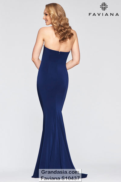 Faviana Glamour S10437 Prom Dress