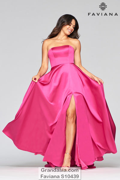 Faviana Glamour S10439 Prom Dress