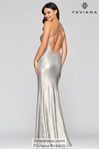 Faviana Glamour S10455 Prom Dress