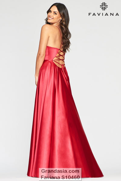 Faviana Glamour S10460 Prom Dress
