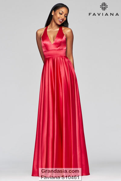 Faviana Glamour S10461 Prom Dress