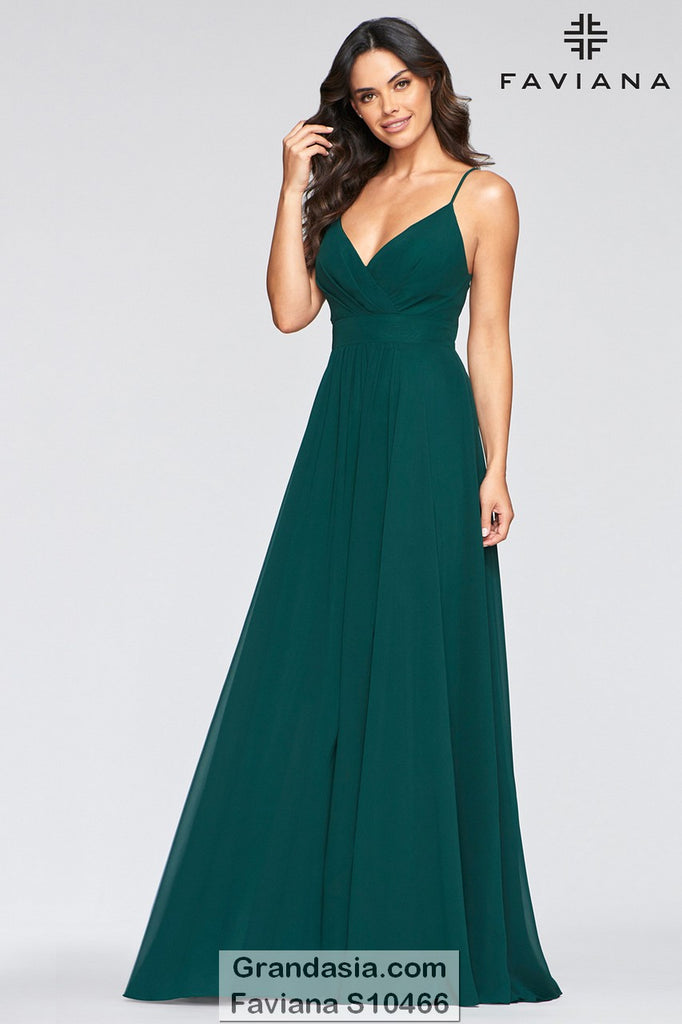 Faviana Glamour S10466 Prom Dress