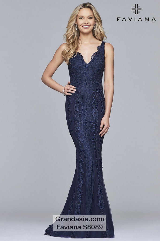 Faviana Glamour S8089 Prom Dress