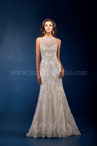 Jasmine Couture T162064 Bridal Gown