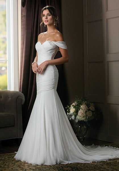 Jasmine Couture T172004 Bridal Gown