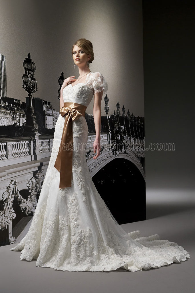 Jasmine Couture T180R Bridal Gown