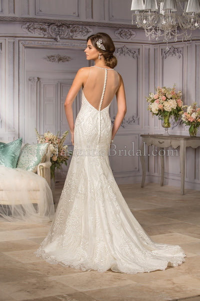 Jasmine Couture T182003 Bridal Gown