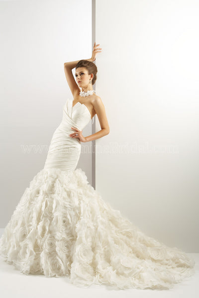 Jasmine Couture T440 Bridal Gown
