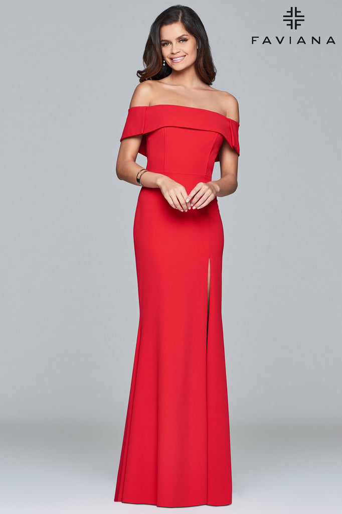 Faviana S8085 Prom Dress