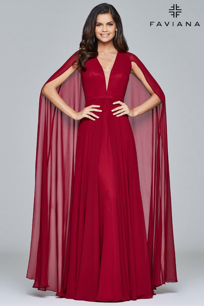 Faviana S8087 Prom Dress