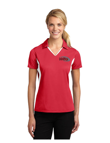 Ladies IAABO Side-Block Polo
