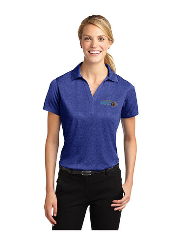 Ladies IAABO Heather Polo