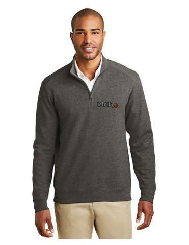 IAABO Pullover with 3/4 zip