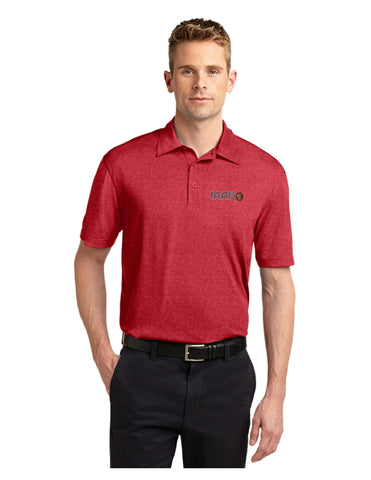 IAABO Heather Polo