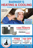 Full Page Ad in Brazos Home Magazine