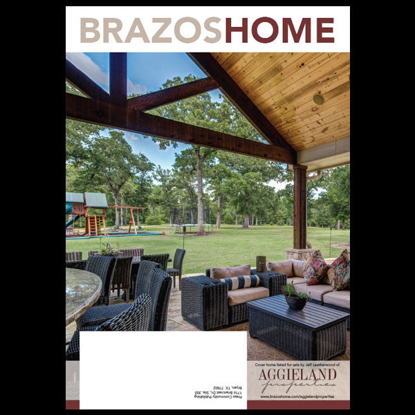 Sixth Page Ad in Brazos Home Magazine